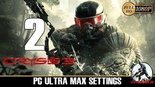 Crysis 3 Walkthrough parte 2 Misión 2 Español Gameplay Let