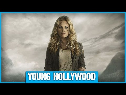 """THE 100's Eliza Taylor on Plot Twists and Shipping """"Clarmy""""!"""