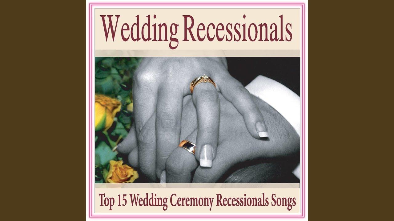 Moon River (Wedding Recessional)