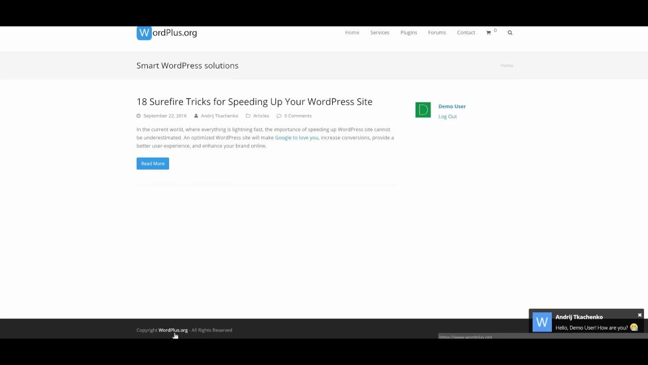 BP Better Messages – WordPress plugin | WordPress org