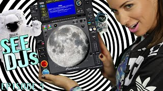 See DJs Episode 3, Track Selection With Brazzabelle