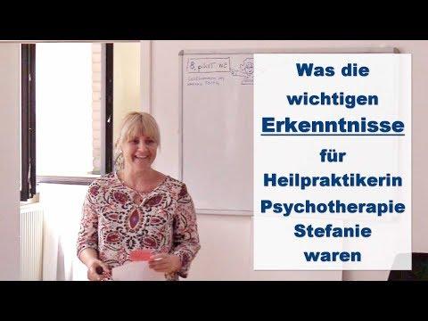 Heilpraktiker Psychotherapie Prüfung März 2018 Frage 17