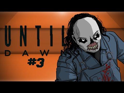 Until Dawn! - WHO DO I KILL?! - #3 (Jigsaw is BACK!!)