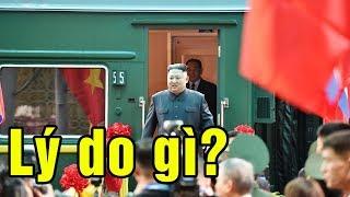 Vì sao Chủ tịch Triều Tiên Kim Jong Un không đi tàu hỏa tới Hà Nội