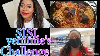 Can £3,15 feed a Family of 4 in the Uk? #sisiyemmie challenge#