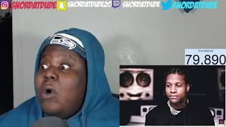 "LIL DURK GOT NO CHILL!! Lil Durk ""No Standards"" (Baby Mama Diss) REACTION!!!"