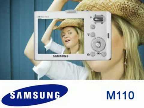 Samsung M110 (Silver)