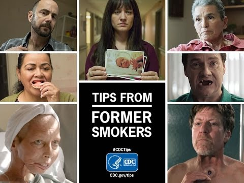 Media briefing on Tips from Former Smokers Campaign