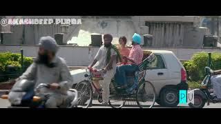 Nikka Zaildaar Ammy Virk Sonam Bajwa Romanric Scene