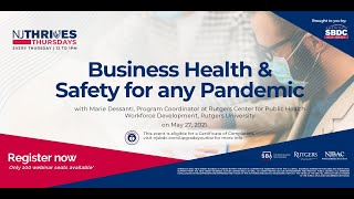 NJTT #004: Business Health & Safety for any Pandemic