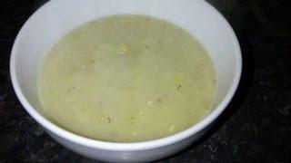 Leek And Potato Soup - Slimming World Recipe