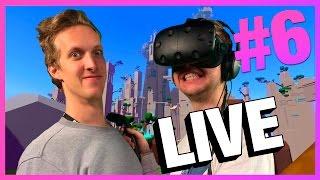 VR-SPESIAL LIVE! (Onsdagsstream #6 19.10.16)