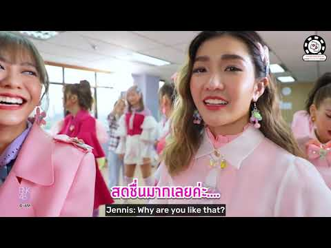 [Eng Sub] Behind The Scene Of High Tension - BNK48