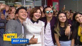 Kemeriahan Meet and Greet Sinetron Siapa Takut Jatuh Cinta - Hot Shot