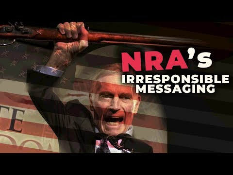 The NRA Is Worse Than a Terrorist Organization in the USA