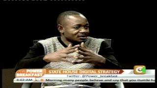 Power Breakfast Interview: State House Digital Strategy