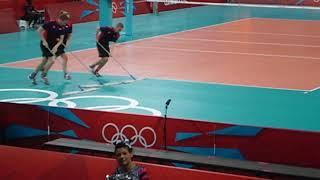 London olympics women's volleyball Japan