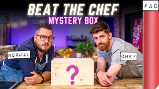 BEAT THE CHEF: MYSTERY BOX CHALLENGE | Vol. 8 (WHEAT) | SORTEDfood