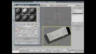 Создание авто в 3D MAX часть 1
