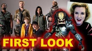 Predator 2018 First Look - Beyond The Trailer