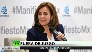 Margarita Zavala renuncia a su candidatura a la presidencia