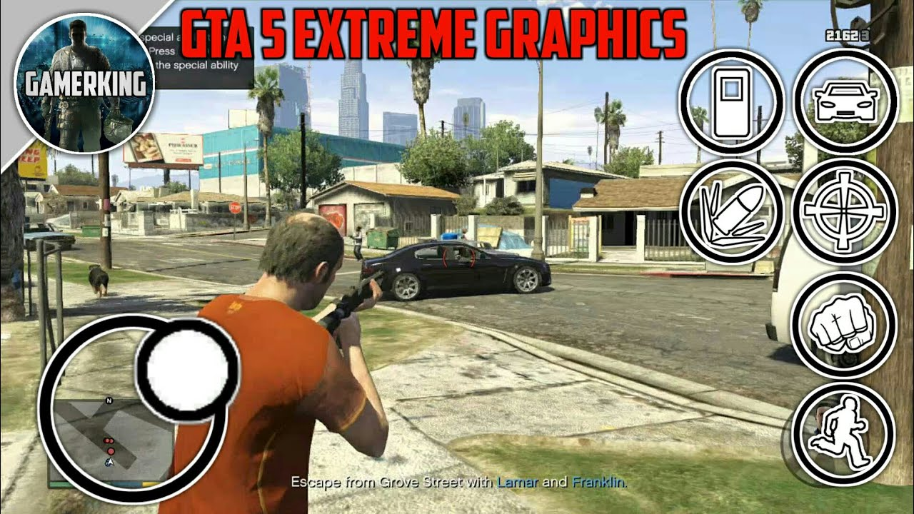 download gta 5 for android mod apk