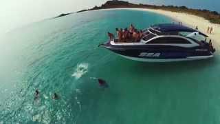 Морское сафари. Коряжма жгет в Таиланде.  EXLUSIVE(Phantom Studio - Sea Safari ( Thailand, Pattaya 18.02.15 - EXLUSIVE), 2015-03-01T15:40:45.000Z)