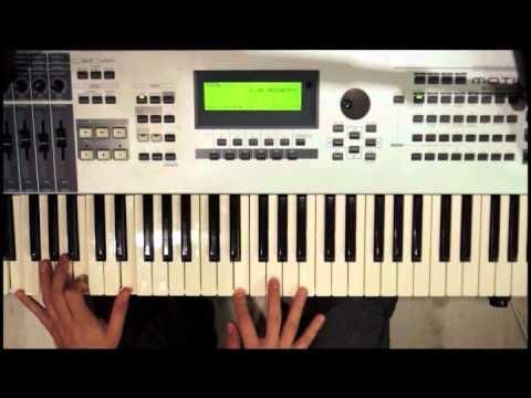 Nokia zvonenie (piano tutorial) by ORiKE