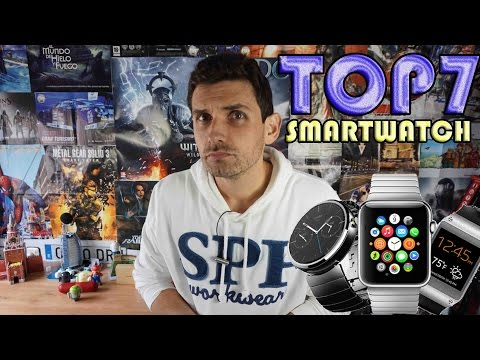 Ranking smartwatches 2015 China [TOP 7]
