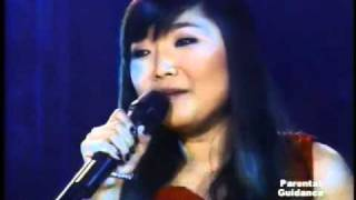 Repeat youtube video Charice crying while singing Maghintay Ka Lamang