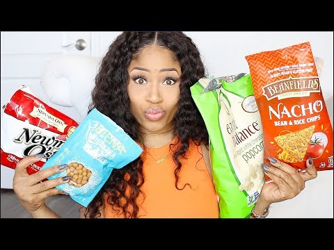 VEGAN SNACKS YOU MUST TRY! 👍🏽 | taste test