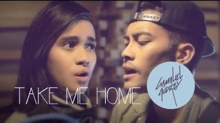 Gambar cover Take Me Home ( US Cover ) by Gamaliel & Audrey