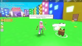 Pet kok makan koin :v !! Pet Simulator-Roblox!!!