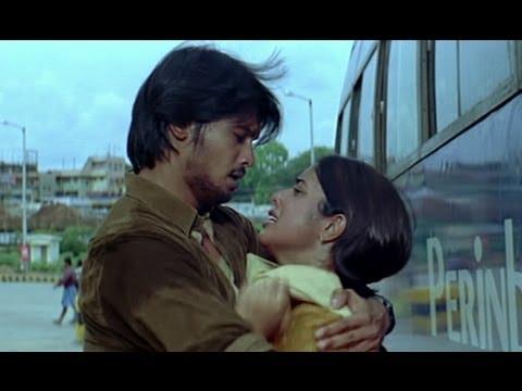 Nakul confused with Poorna's behaviour - Kandha Kottai