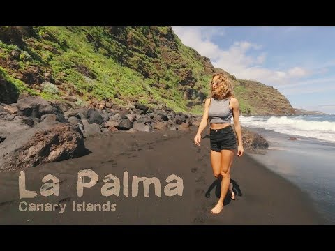 The BEST Canary Island! Exploring La Palma!