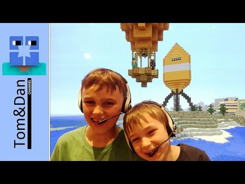 Stampy's Lovely World Mystical Tour - Air Balloon [5]