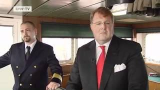 Unter deutscher Flagge - kostspielige Fahrten für die Reeder | Made in Germany