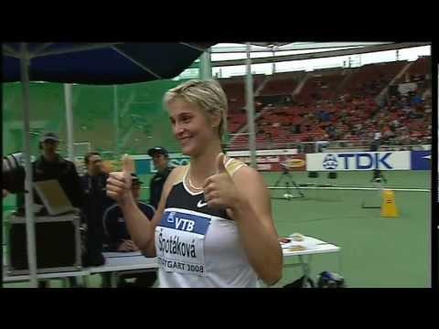 Javelin Throw - Barbora Špotáková - 72.28m WR
