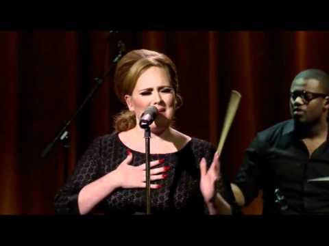 Adele  Chasing Pavements  Itunes Festival HD