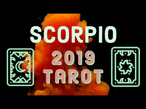 scorpio weekly tarot january 3 2020