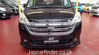 Honda Stepwagon Mugen body kit 18inch alloys @ JAP CAR FINDER .CO.UK