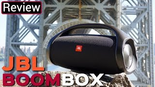 JBL BOOMBOX Review - Its A Super Sized JBL Xtreme!