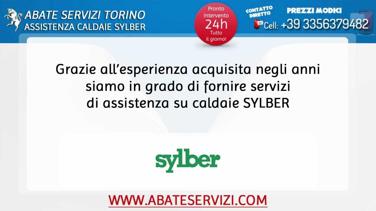 Centro Assistenza Caldaie Sylber Torino Abateservizicom Youtube