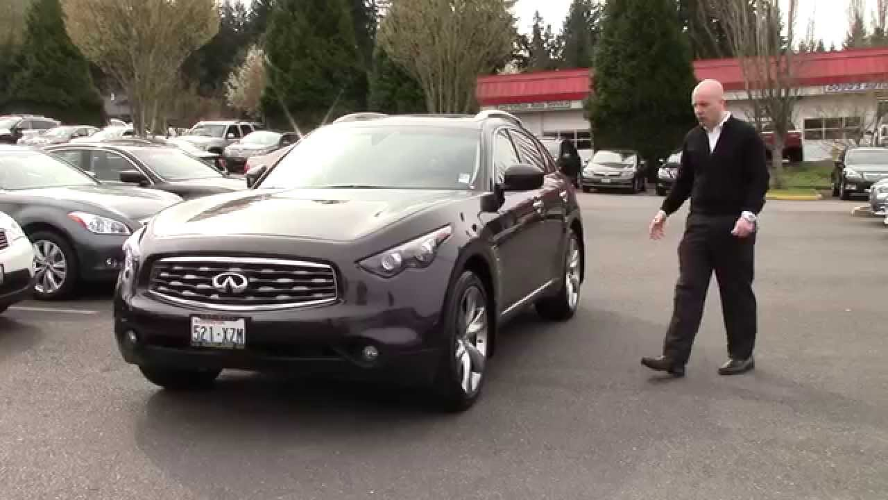 2009 infiniti fx50 review and start up a quick look at the 2009 2009 infiniti fx50 review and start up a quick look at the 2009 fx50 vanachro Image collections
