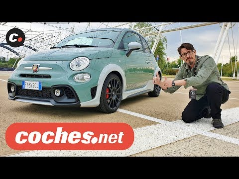 Abarth 695 70º Anniversario | Primera prueba / Review en español | Abarth Days 2019 | coches.net