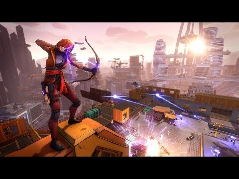 Agents of Mayhem gameplay killen ever body
