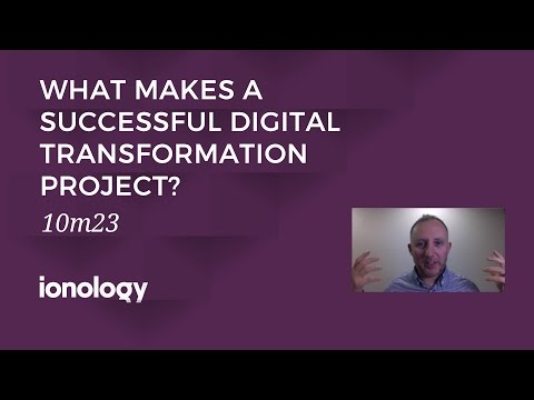 What Makes a Successful Digital Transformation Project?