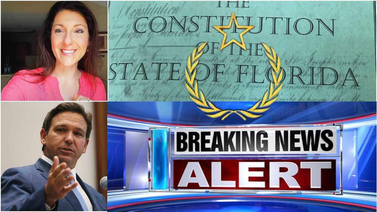 !~*BREAKING🚨ALERT*~!FLORIDA HAS NOW DEFEATED *ALL V MANDATES(!)LIBERALS GIVE UP & ACCEPTED DEFEAT(!)