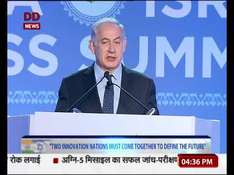 Benjamin Netanyahu: partnership between India & Israel is doing wonders