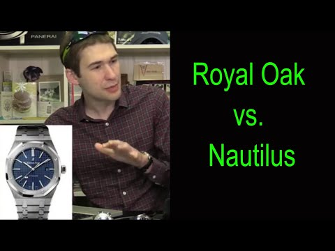 Patek Nautilus vs AP Royal Oak And Other Questions Answered - With Tim and Josh